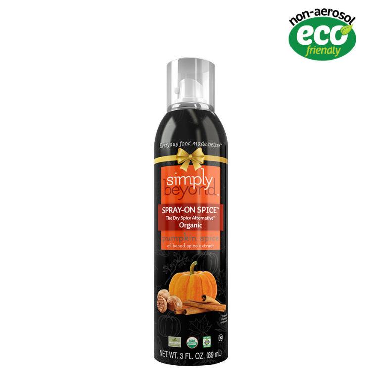 'spray-on flavoring' makes everything taste like pumpkin
