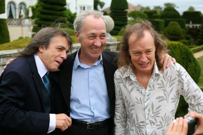 Obit: AC/DC producer George Young, 70, brother of Malcolm & Angus