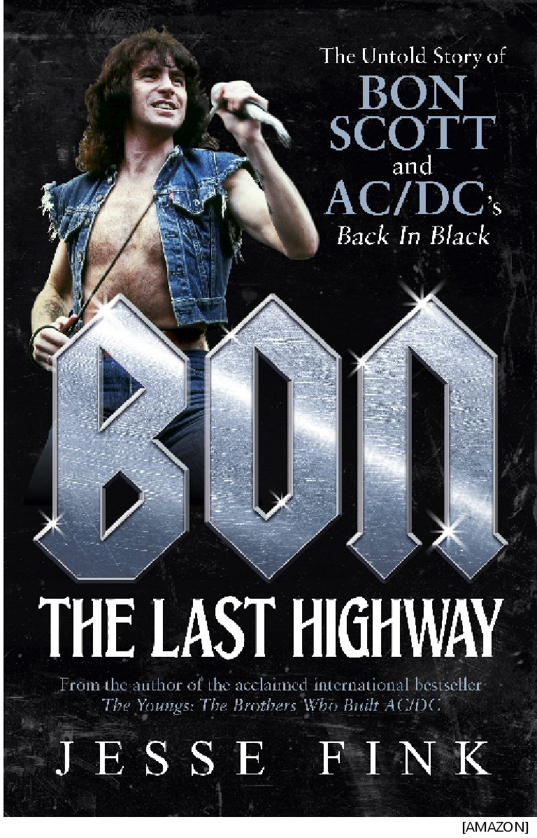New Bon Scott Biography Coming Next Week