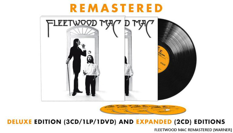Fleetwood Mac Prep Self Titled 1975 Album Reissue, Plan World Tour For Next Year