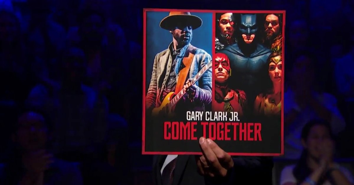 watch Gary Clark Jr. blast through the Beatles' 'Come Together'