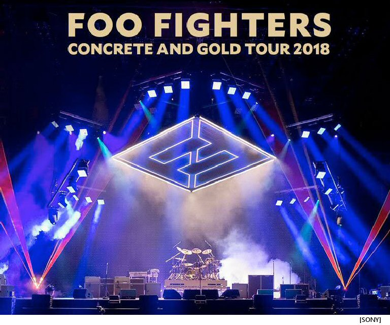 Foo Fighters Embiggen Tour With Additional Shows In Western Canada