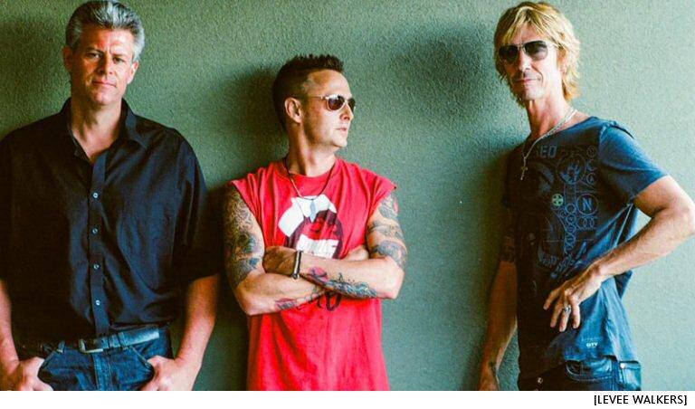 The Levee Walkers: Pearl Jam Meets Guns N' Roses Meets Screaming Trees Et Al