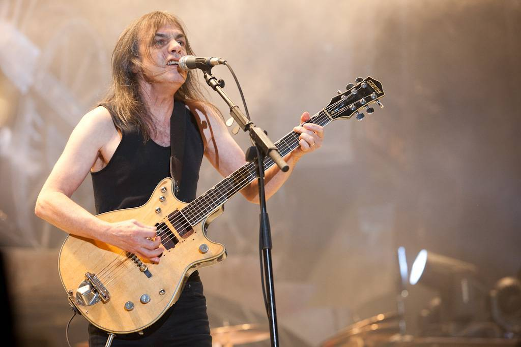 obit: Malcolm Young, AC/DC Guitarist and Co-Founder, 64