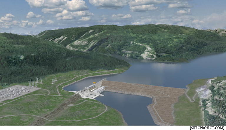 Scott's Monday QuickPoll™: The Site C Dam Project