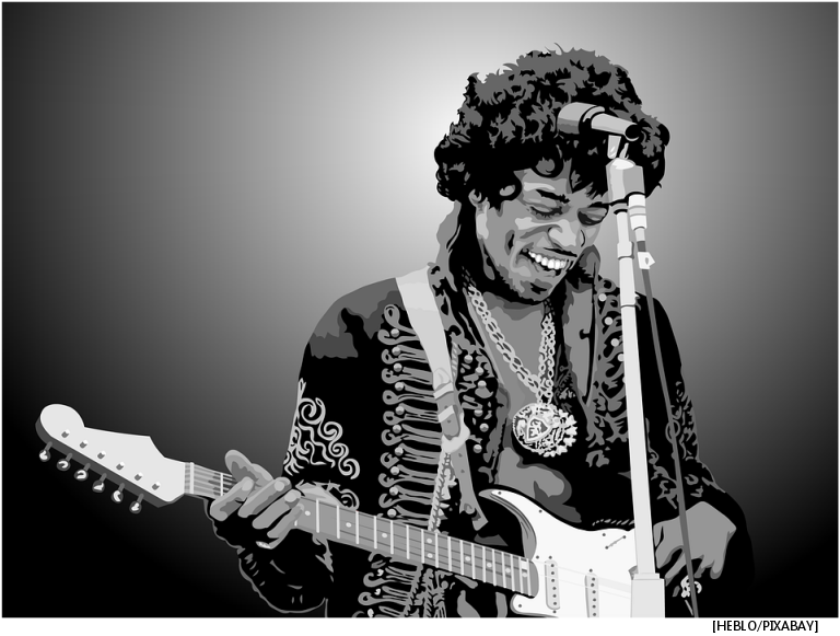 Here Comes Another Hendrix Album With Unreleased Music