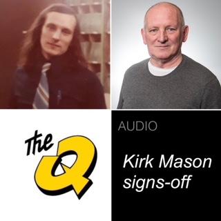 [AUDIO] Kirk Mason signs-off
