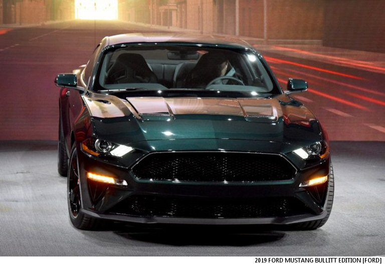The 50th Anniversary Bullitt Mustang Rumors Were True -- And Look What Else Popped Up