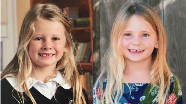 Father charged with murder in deaths of daughters