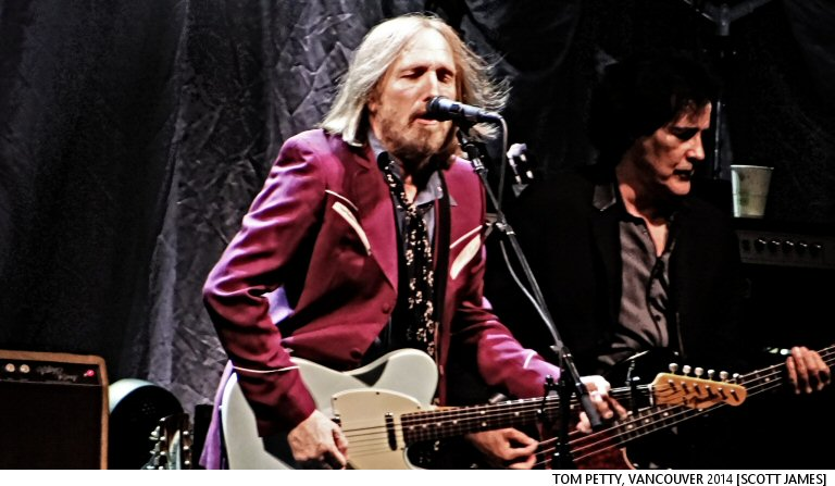 Coroner: An Accidental Multi-Drug Overdose Killed Tom Petty