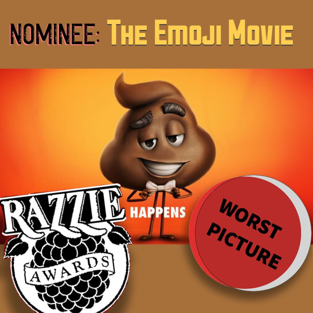 2018 Razzies announced:  Best of The Worst