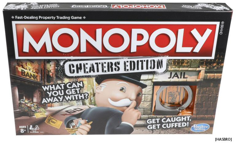 Scott's Wednesday QuickPoll™: Monopoly - Do You Play By The Rules, Or Are You A Cheatin' So-And-So?