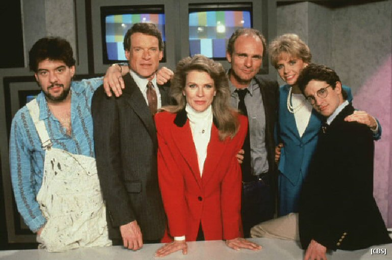 Candice Bergen's Back As Murphy Brown. She's Here To Chew Bubblegum And Kick Butt, And She's All Out Of Bubblegum