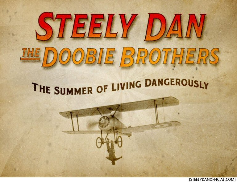 Doobie Brothers And (Fifty Percent Of) Steely Dan Will Tour Together This Year