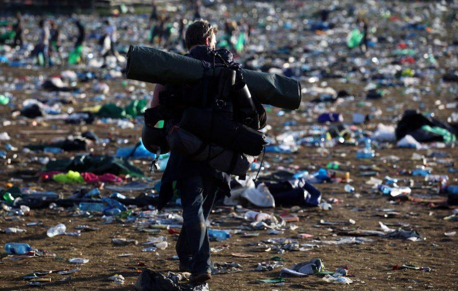 major rock festival to ban plastic bottles