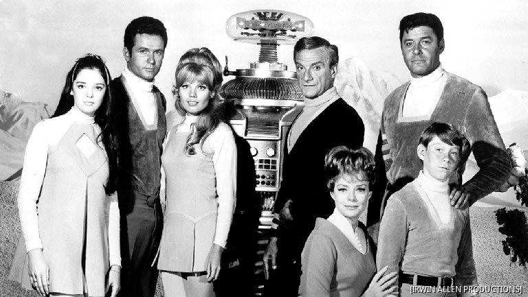 Lost In Space Returns, Still Lost In Space -- And That's MS. Doctor Smith To You
