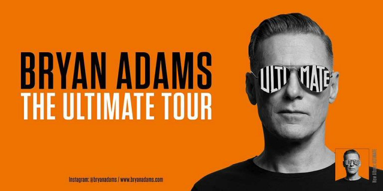 The Q Welcomes Bryan Adams Back To Victoria