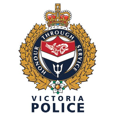 Police say two officers assaulted in Victoria