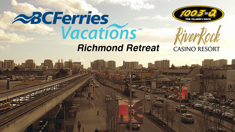 Enter to win a BC Ferries Vacations™ until March 4