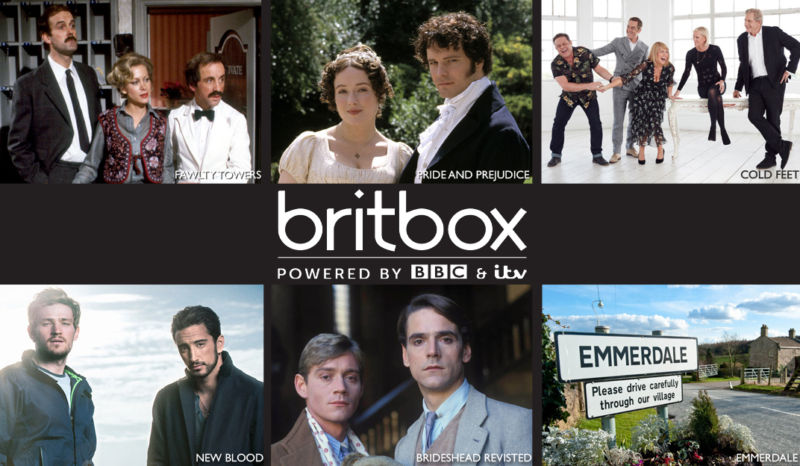 Sorry Netflix, BritBox Is Here!