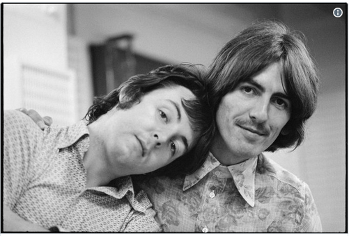 George remembered by Paul on Harrison's 75th Birthday