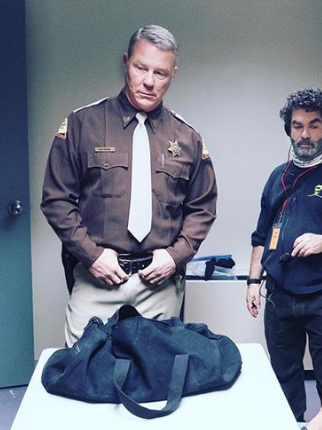 Metallica's James Hetfield lands acting role as cop in Ted Bundy biopic