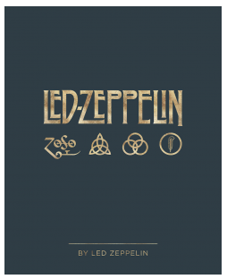 pre-order: Led Zeppelin by Led Zeppelin, first official illustrated book by members of the band