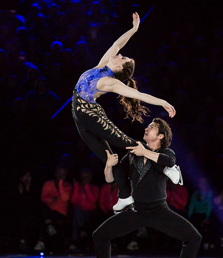 Tessa & Scott are coming to skate in Victoria this spring