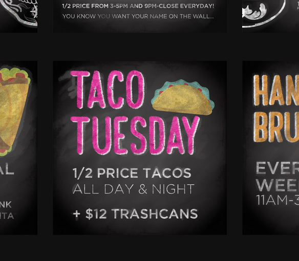 whatever you do, don't call it 'Taco Tuesday'