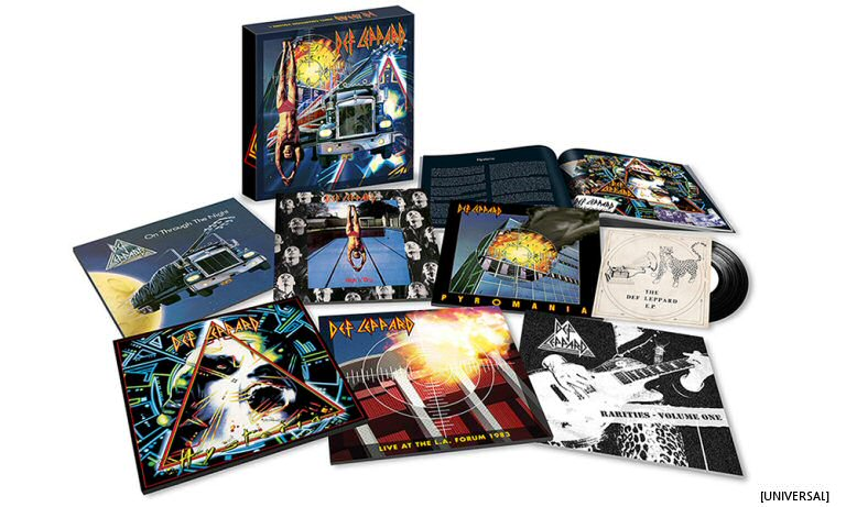 Def Leppard Prepare To Unleash All Of The Def Leppard