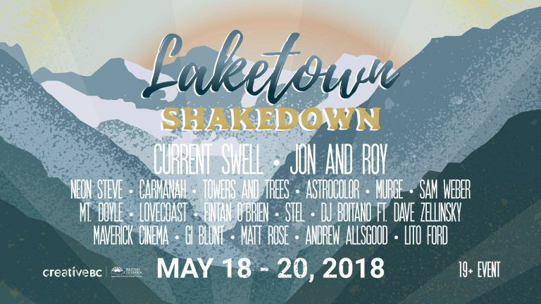 News From Laketown Ranch: Laketown Shakedown Number One Is Coming In May