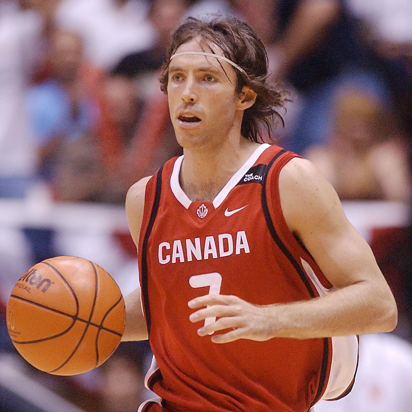 Victoria's Steve Nash to be enshrined in the basketball HOF