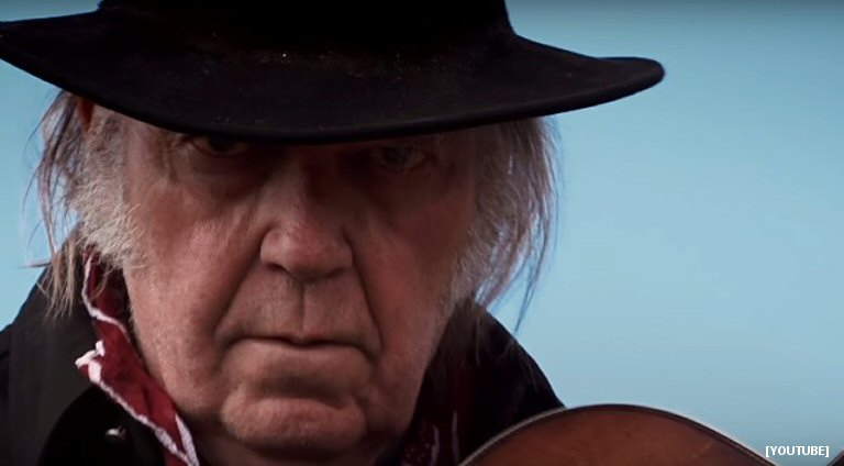Here Is The Trailer For Neil Young And Daryl Hannah's New Film