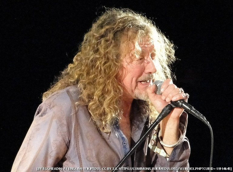 Robert Plant Hatches Plans For A North American Tour
