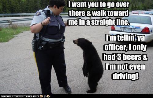 "Vancouver Police Department ""Volunteer Drinkers Needed"""