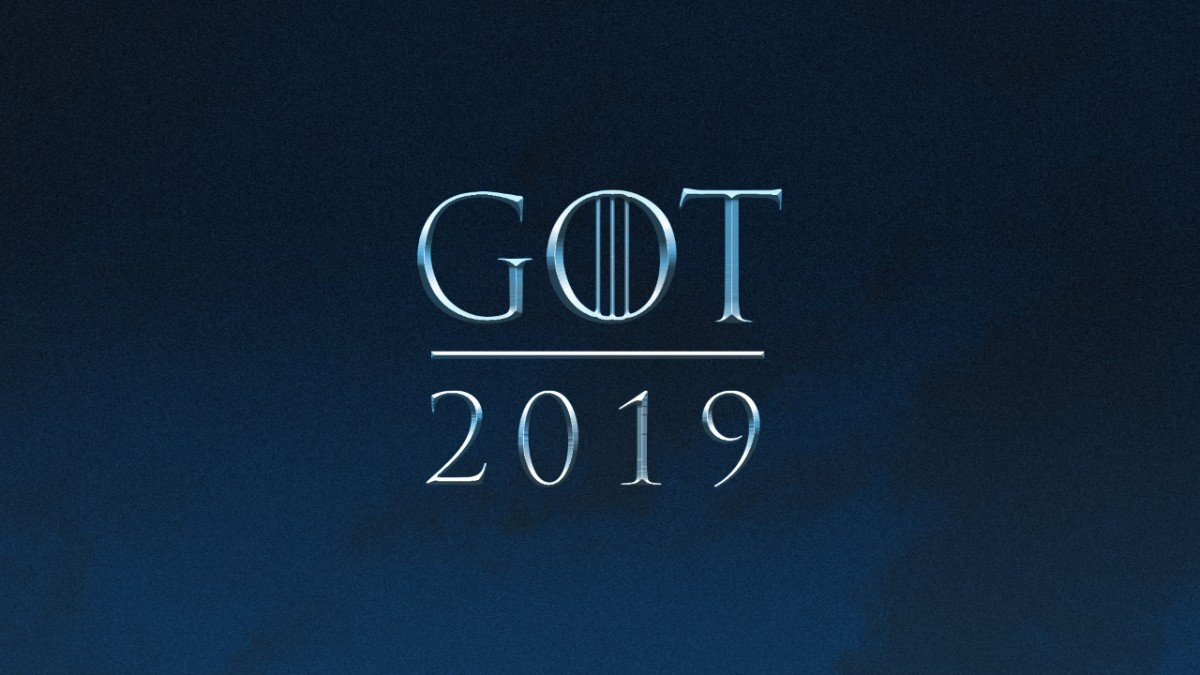Send a raven. Game of Thrones returns to HBO......