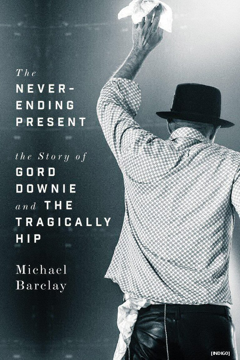 The Tragically Hip's Rob Baker Bashes Barclay's Biographical Book, Branding Bits Of It Bleedin' Bogus