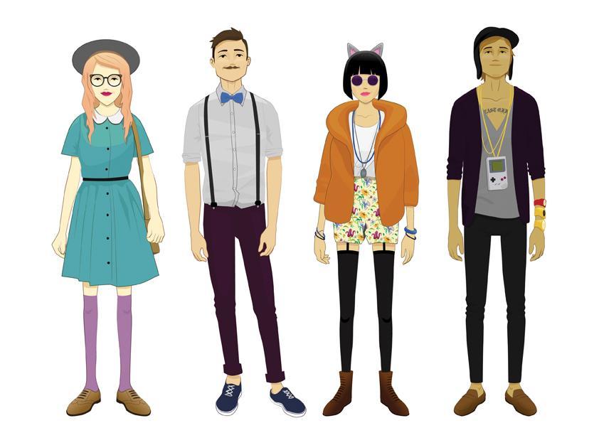 """Victoria, the most """"hipster"""" city in Canada?"""