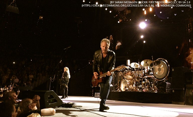 Fleetwood Mac To Lindsey Buckingham: Go Your Own Way -- You're FIRED