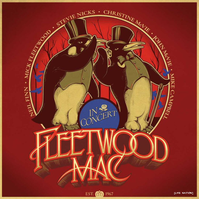 Fleetwood Mac Announce North American Tour, Mick Fleetwood Lets The Feline Out Of The Sack Regarding Lindsey Buckingham's Abrupt Exit
