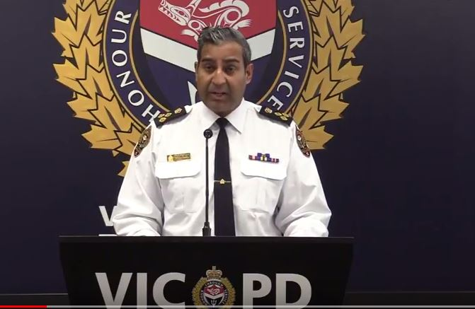 Vic-PD re-assigning officers to front line because of budget