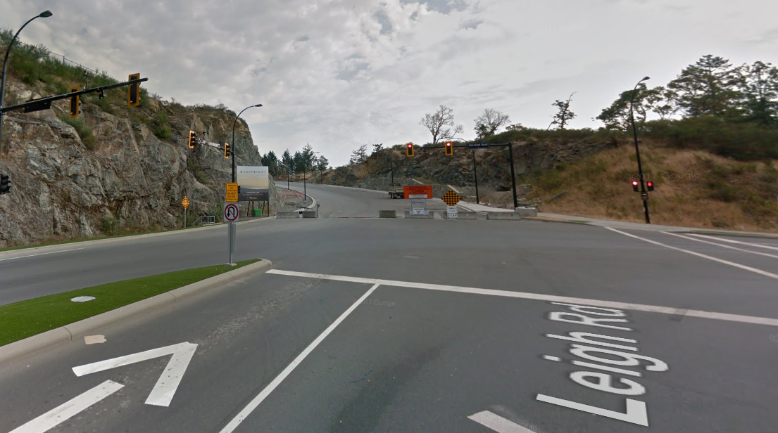 Bear Mountain Parkway extension in Langford is now open