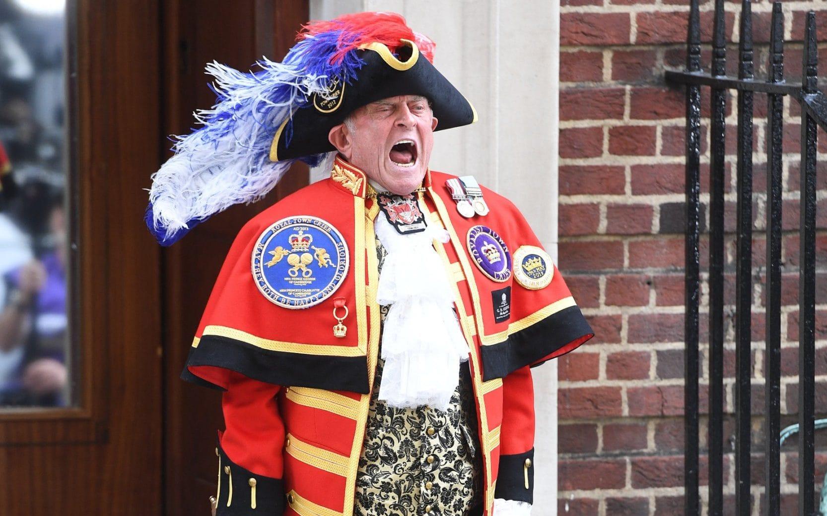 Hear ye hear ye! It's A Bird, It's A Plane... It's A Royal Baby!.