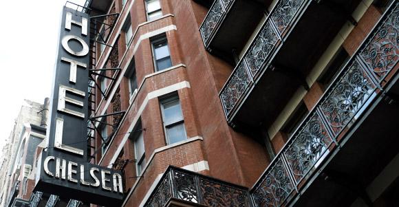 Bob Dylan, Hendrix, Janis Joplin Chelsea Hotel doors sold at auction