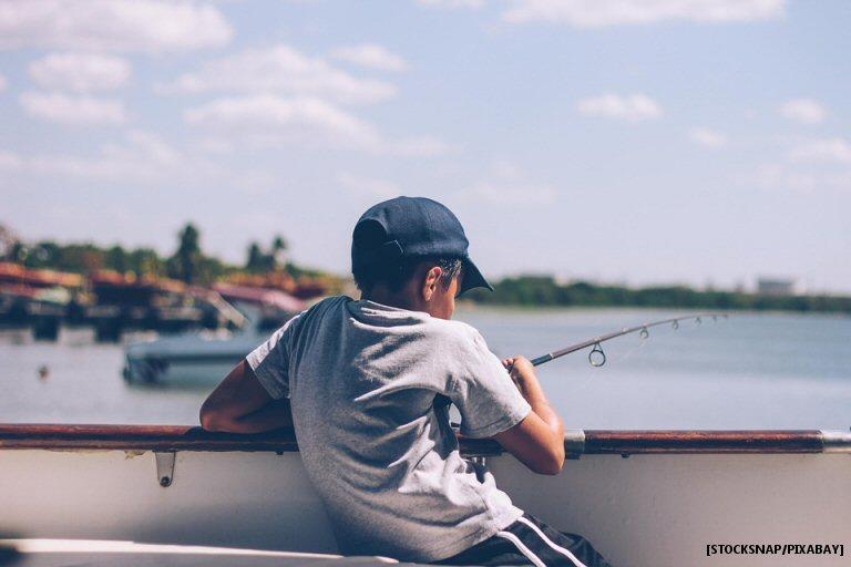 Take A Kid Fishing At The Elk Lake Fishing Derby
