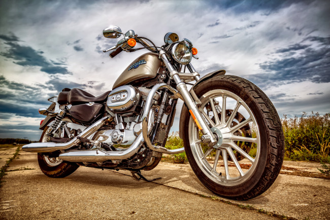 Internship To Ride Harley-Davidsons... Sign Me Up.