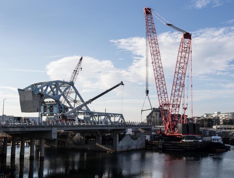 Johnson Street Bridge Closures Starting Today.
