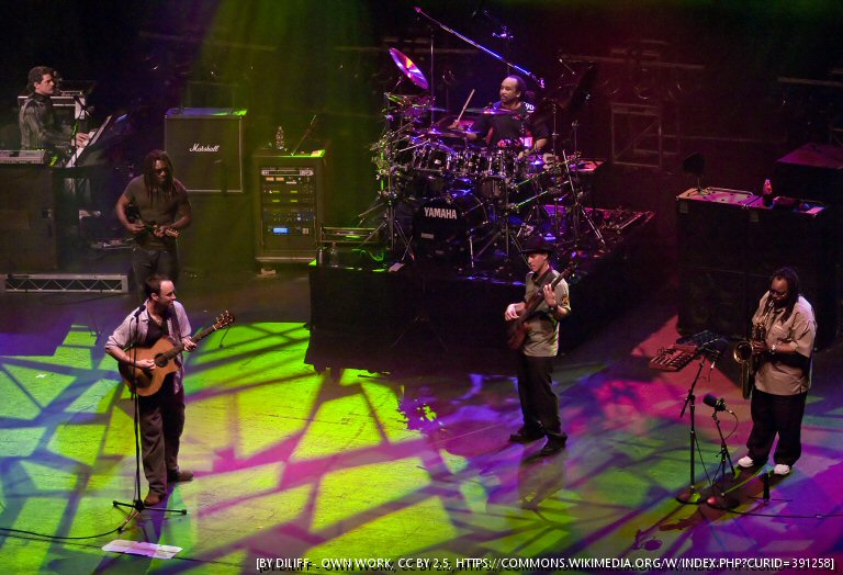 Here's Your Fresh Music From The Dave Matthews Band