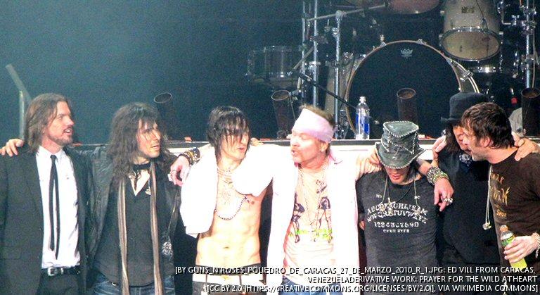 Here's A Full Tilt Pre-GNR Nugget From The New Guns N' Roses Box Set