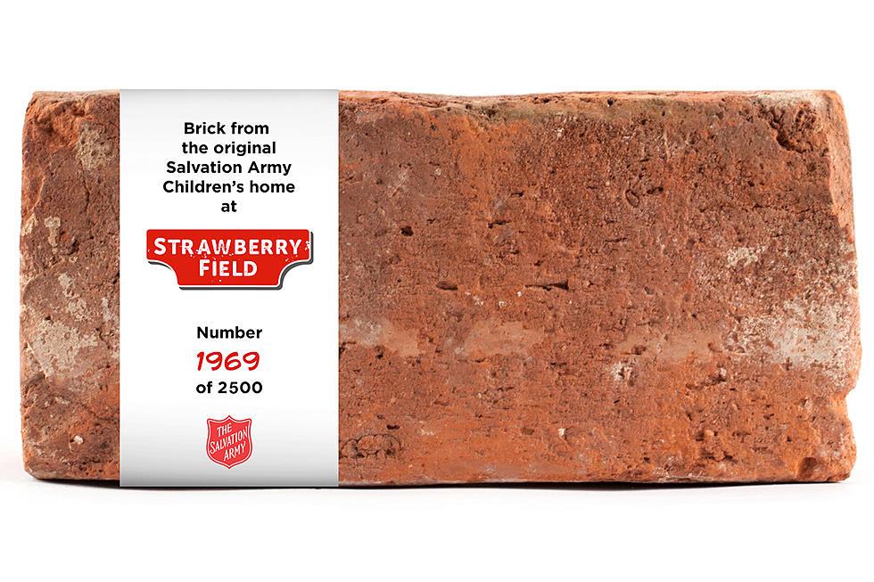 Own a Strawberry Field brick
